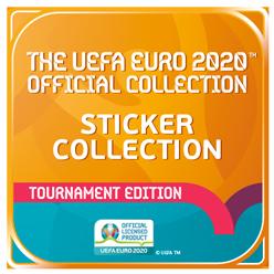 Euro 2020 sticker