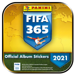 MyPanini FIFA365 STKR 21